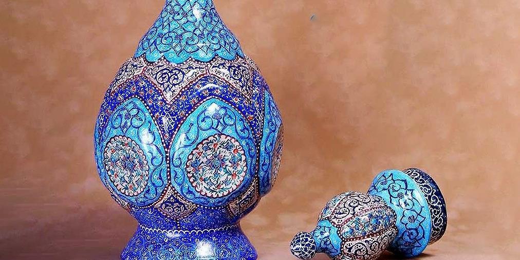 حمایت از صنایع دستی ایرانی